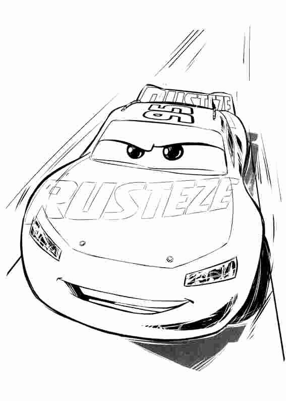 cartoon car coloring pages elegant coloring pages cars 3