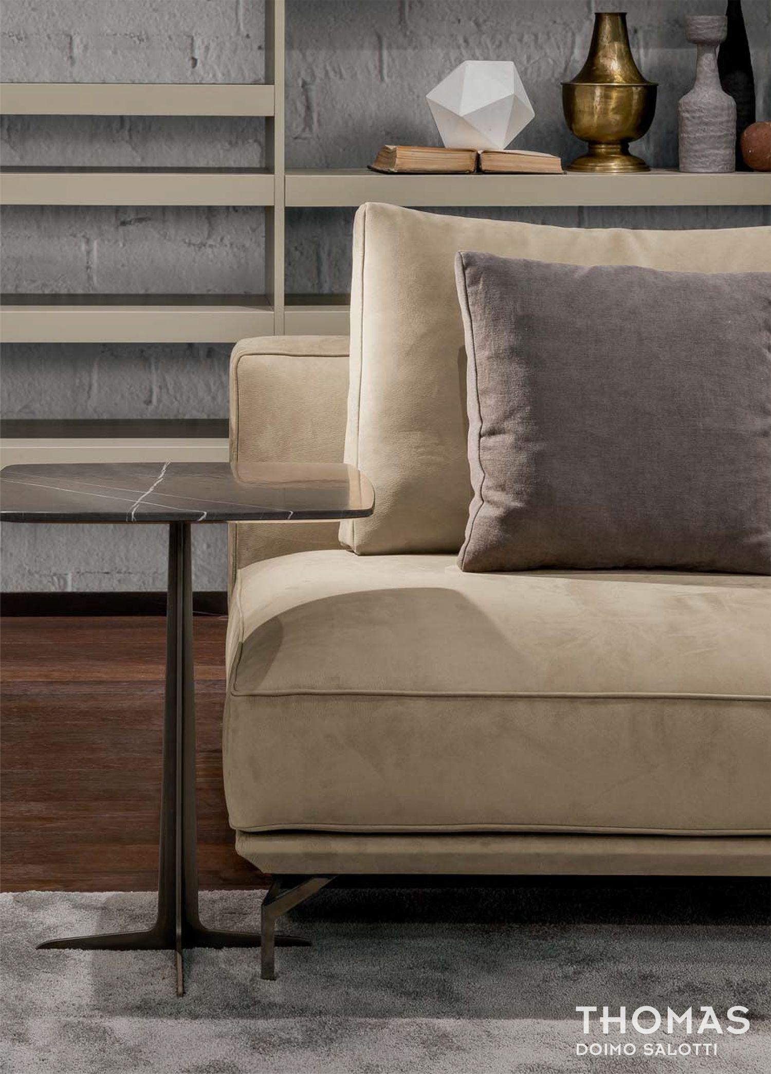 Thomas doimo salotti collezione emporio divano in pelle for Collezione divani e divani