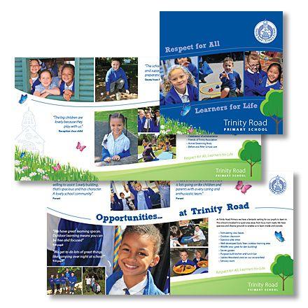 SchoolProspectusDesignTrinityroad  Design  Prospectus