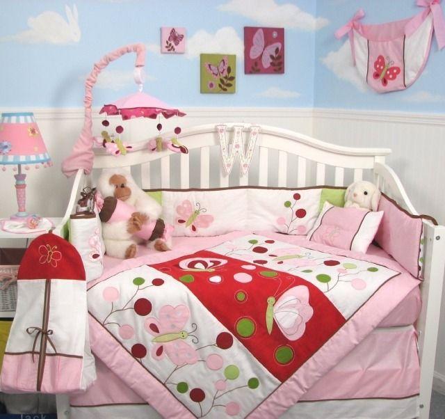 Deco Chambre Bebe Magnifique 23 Idees Theme Papillons Mh