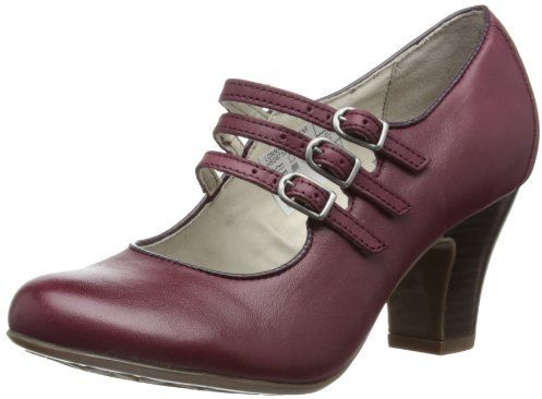 1108ae48eba Hush Puppies Womens Lonna Mary Jane Court Shoes on shopstyle.co.uk ...