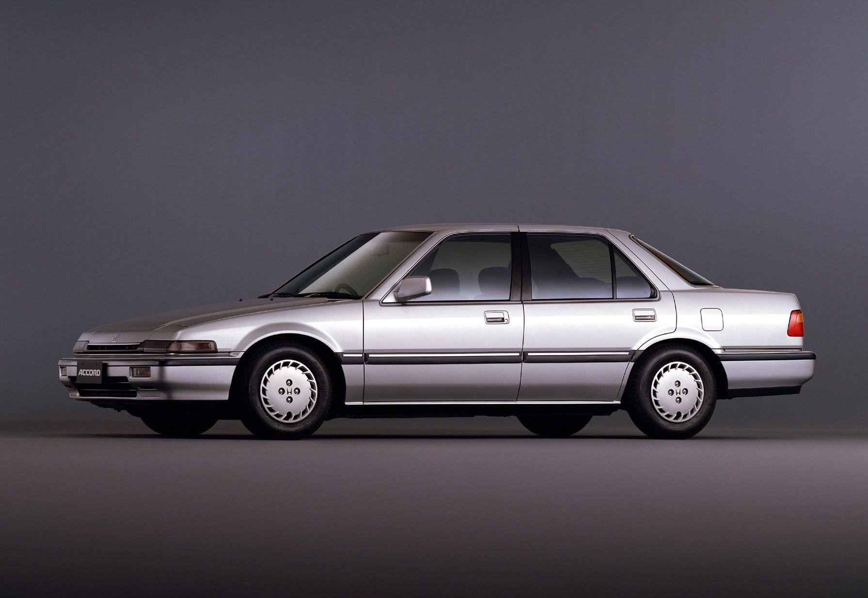 1987 Honda Accord 1 8exl Jp Spec