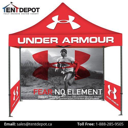 Custom Pop Up Canopies  sc 1 st  Pinterest & 10x10-Tent-half-walls | 10x10 tent Wall tent and Tents