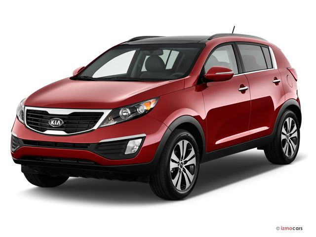 Kia Sportage Ex Fully Loaded Red Exterior Tan Leather Interior Shant Be Long