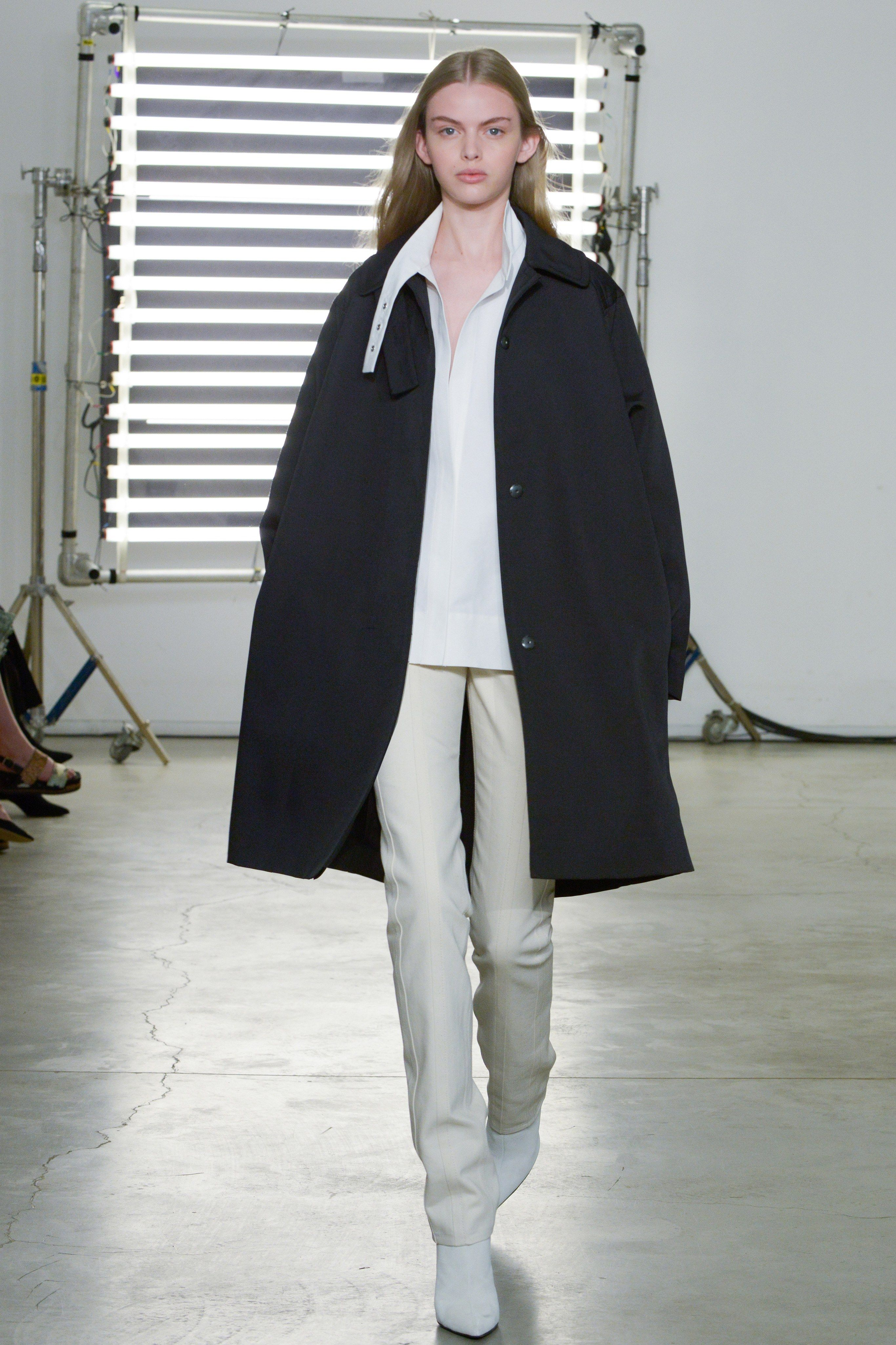 6ffd6e47ef9af Narciso Rodriguez Spring 2019 Ready-to-Wear New York Collection - Vogue