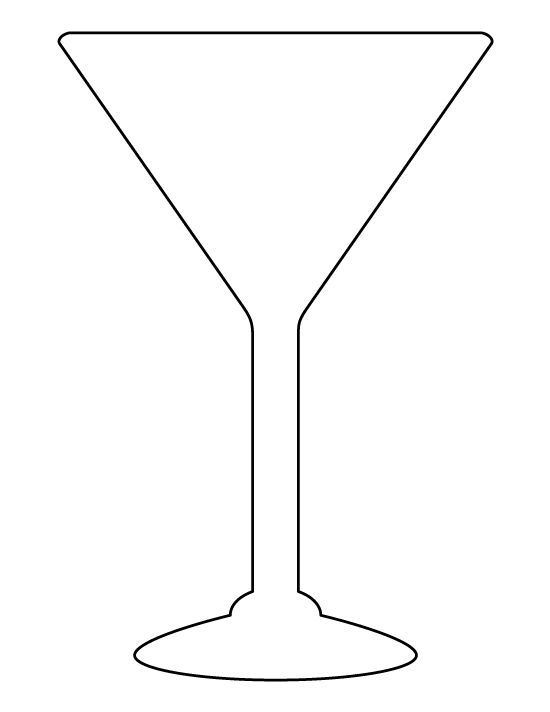 Declarative image intended for free printable wine glass stencils