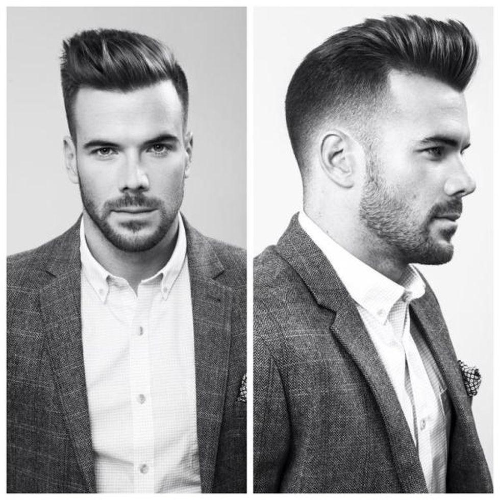 60 Best Men Classy Modern Pompadour Hairstyle Ideas | Modern ...