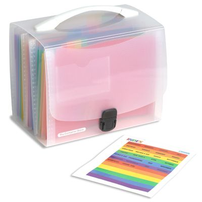 Greeting card case card case container store and blank labels container store greeting card case organize greeting cards you plan to give or those bookmarktalkfo Choice Image