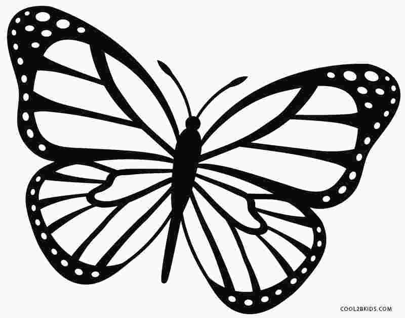 Butterfly Free Printable Coloring Pages Butterfly Printable Butterfly Outline Butterfly Coloring Page