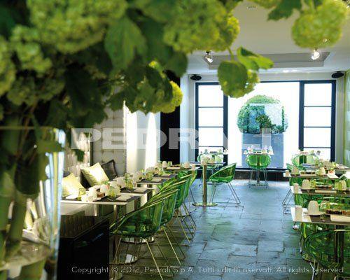be Manos  Brussels Anderlecht, Belgium l Hotel  contract furniture 'Pedrali