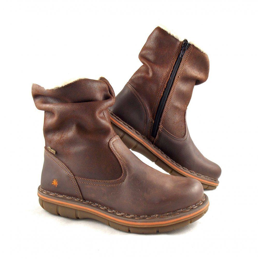 Footwear · Art Company Assen 0433 Waterproof Ankle Boot with Warm Lining