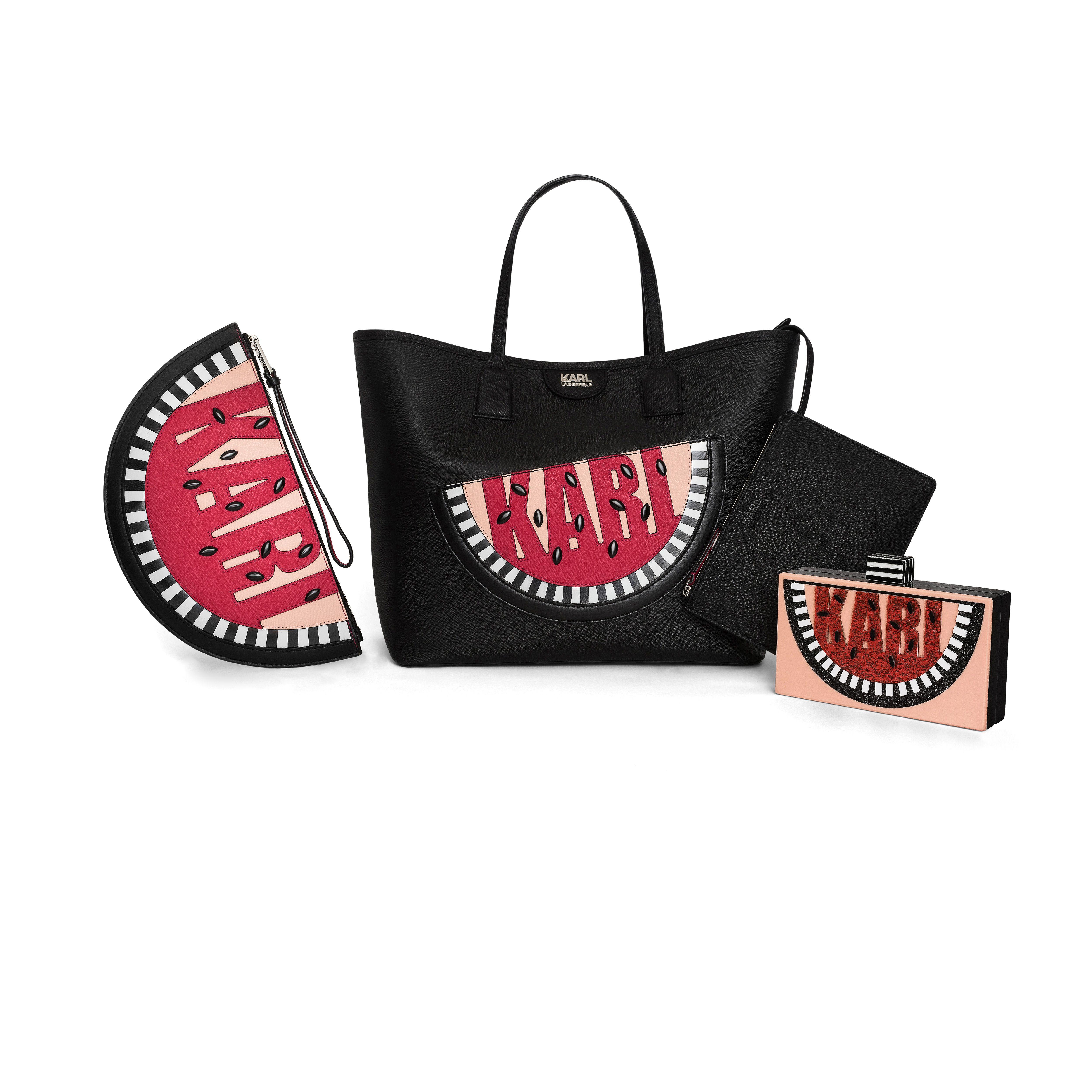 Karl Lagerfeld Bags At Steffl Deparment Vienna