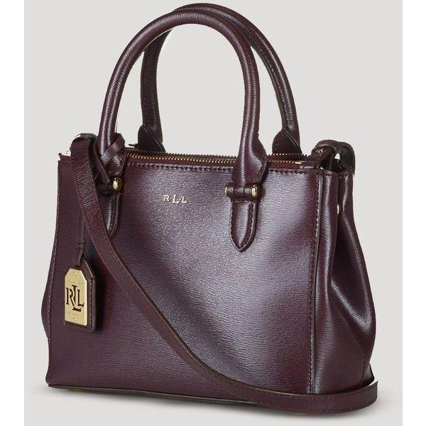Lauren Ralph Lauren Mini Bag Newbury Double Zip ($160
