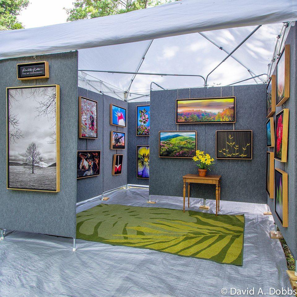Perfect! Art fair display, Art display panels, Art