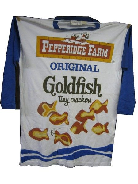 Pepperidge Farms Goldfish Crackers Ladies Size M Nightie