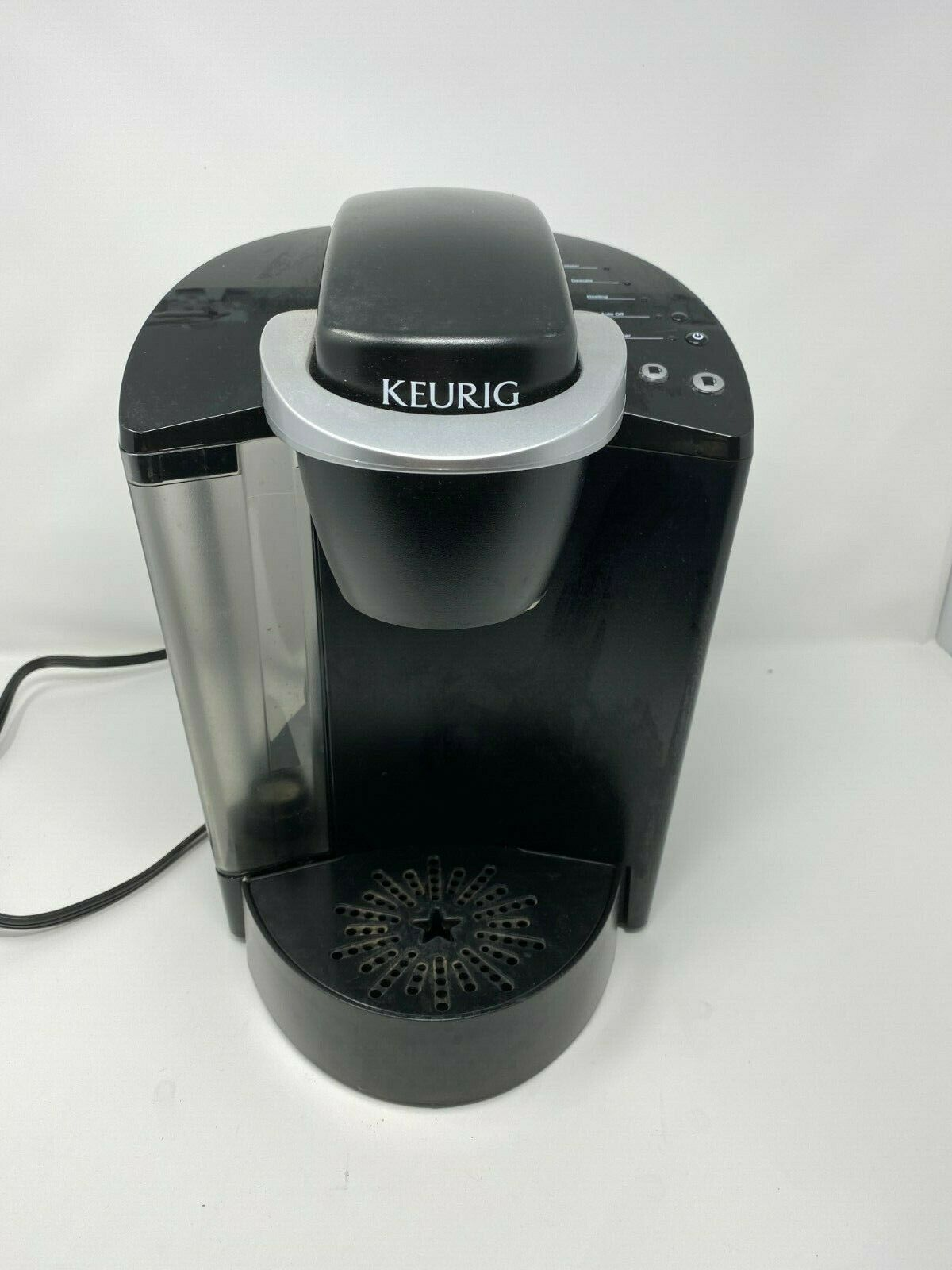 Details About Keurig K40 Single Cup K Cup Coffee Maker And Pod