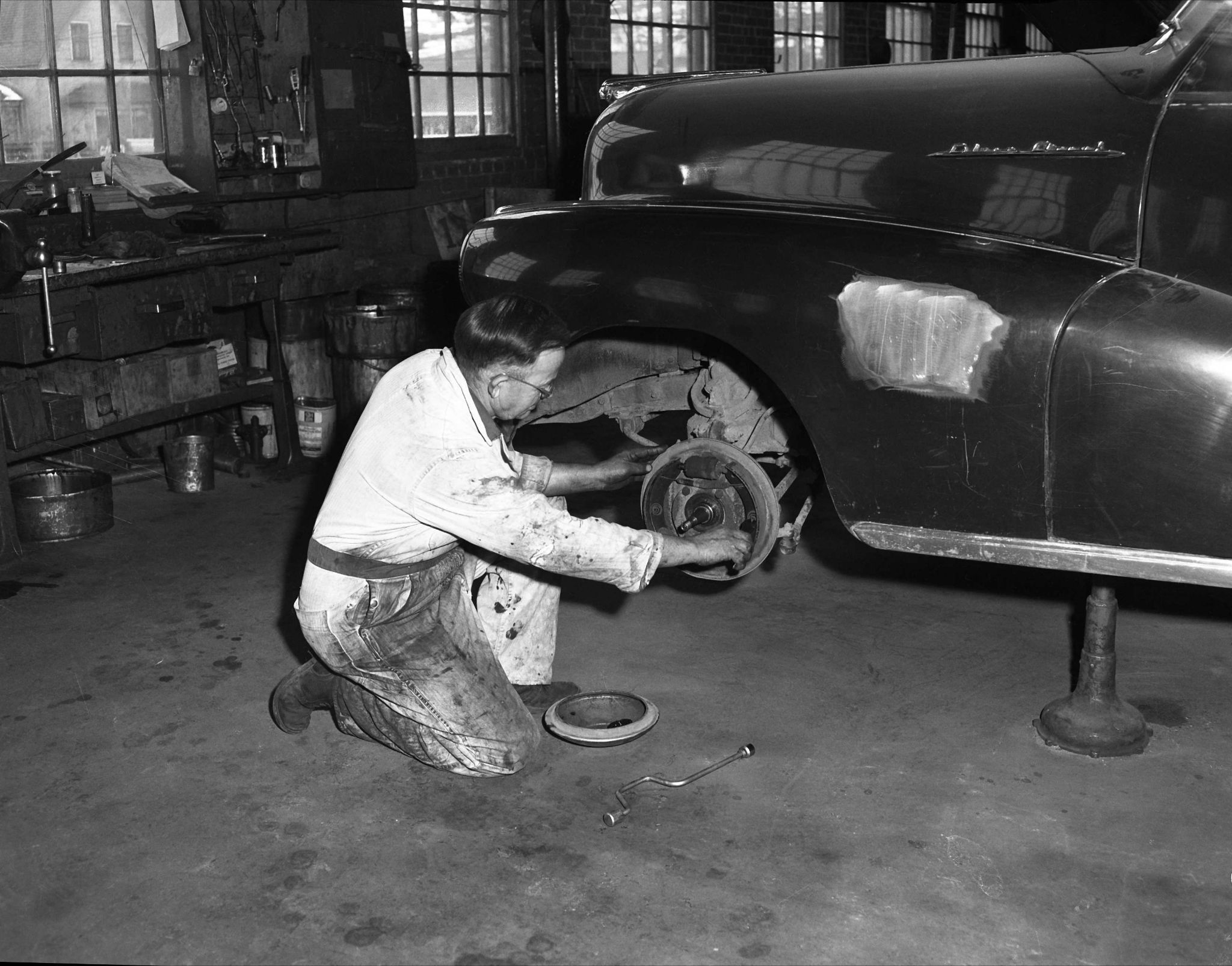 Back in those halcyon years of auto repairing, the life the car ...