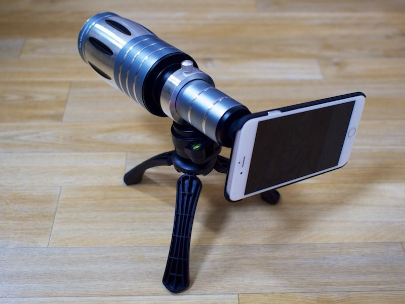 Night sky miniscope review this iphone telescope is more