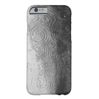 Vintage Newgrange Ireland Ancient Celtic Rock Art iPhone 6 Case by GratefulArtDesigns