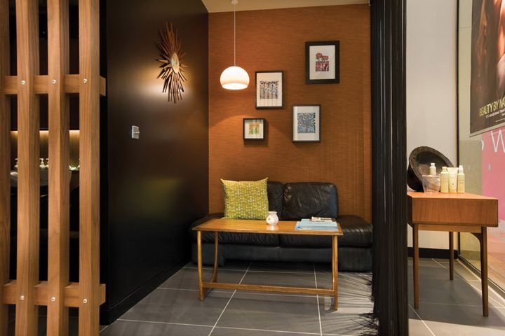 Kamigata Lifestyle salon spa by Reis Design Cardiff UK store
