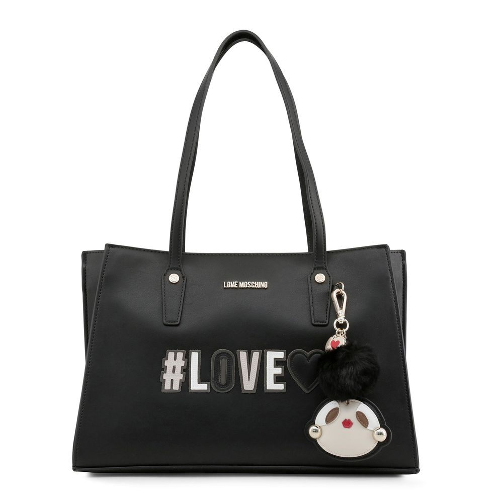 7349a0220f23 Love Moschino JC4070PP16LK 0000 Shoulder bags  fashion  clothing  shoes   accessories  womensbagshandbags (ebay link)