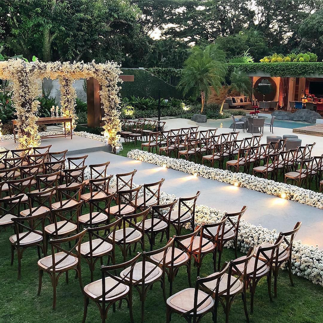"Garden Wedding Ceremony: Ghana Wedding Vendors On Instagram: ""And The Gardens Of"