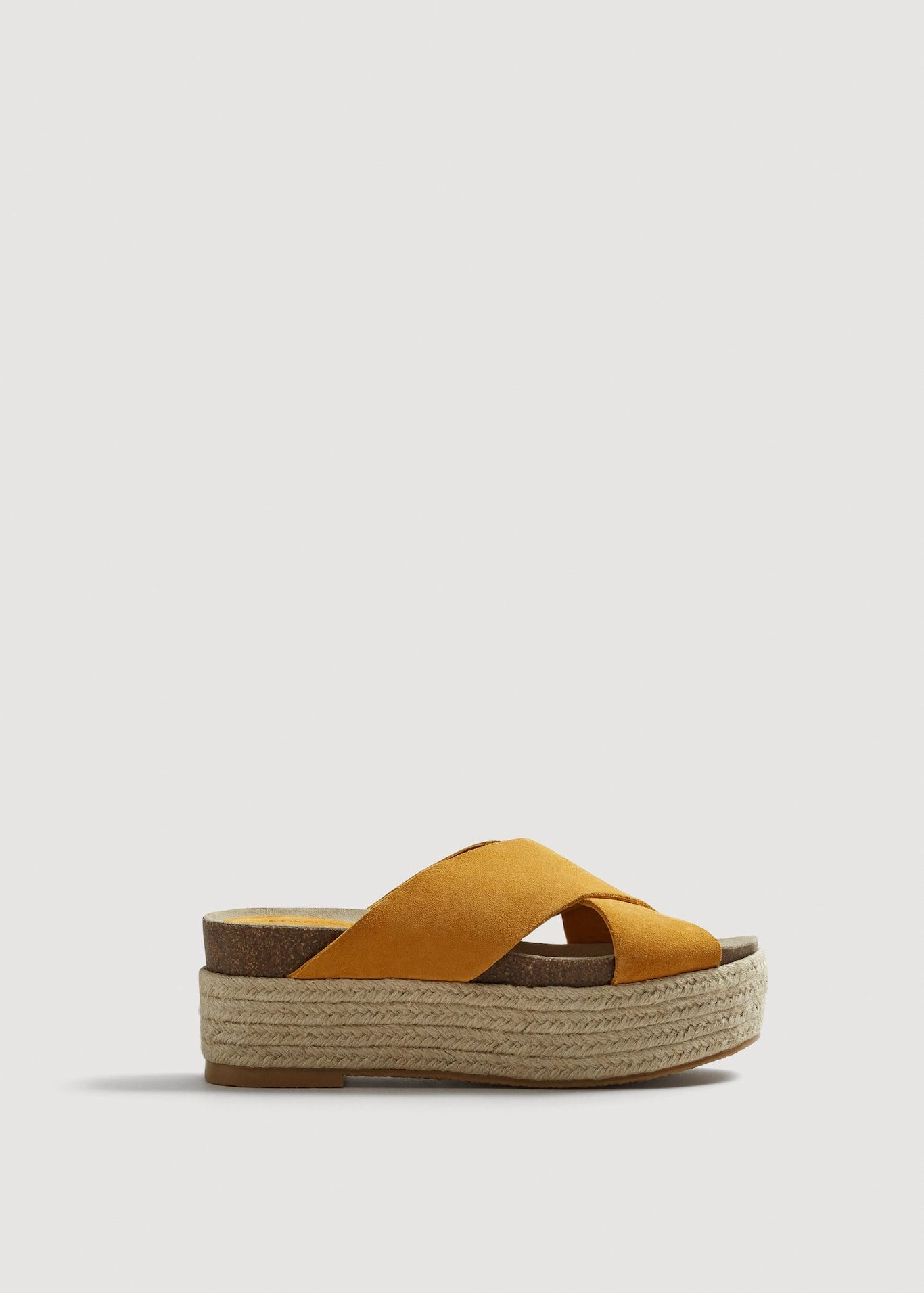 27420530e24d Platform leather sandals - Women in 2019