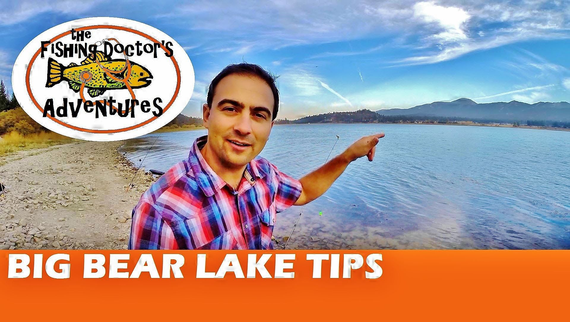 how to fish for trout in a lake