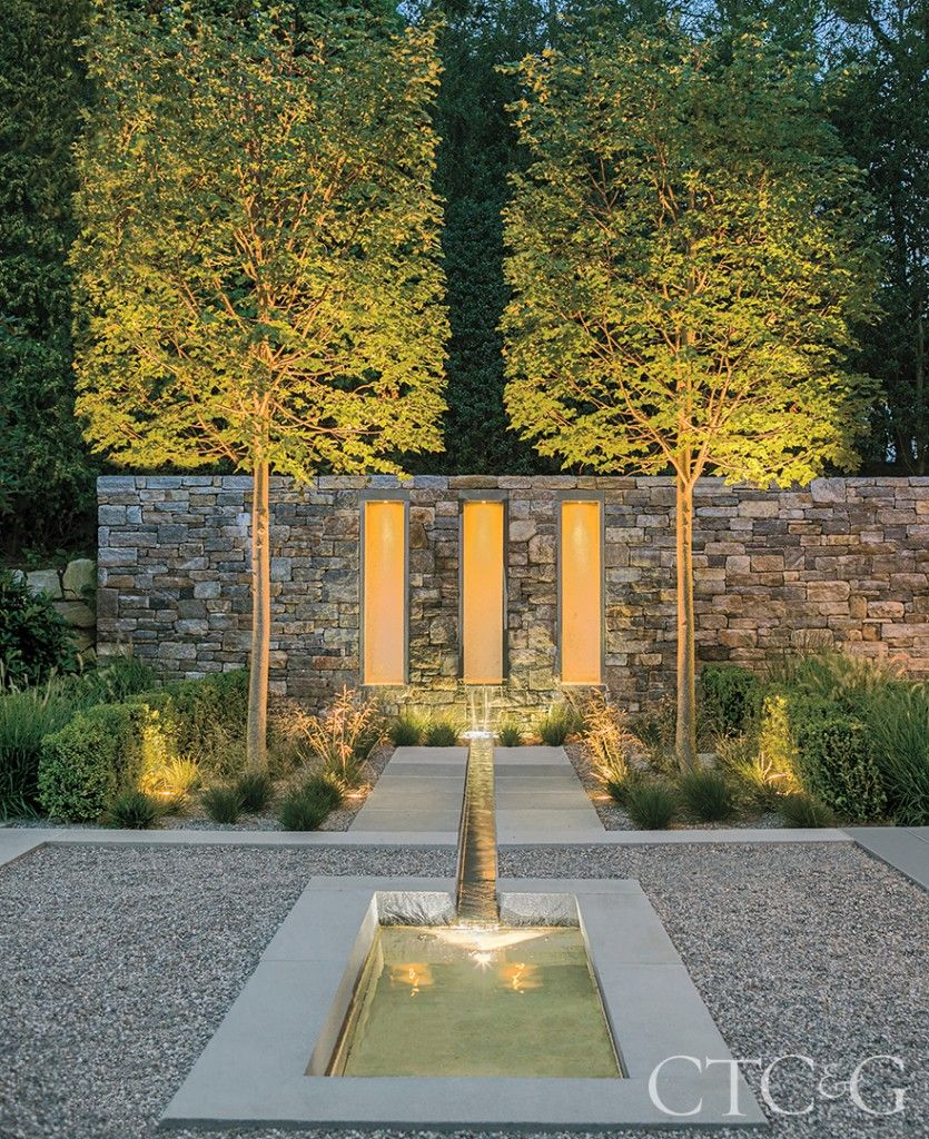 A Greenwich Garden With Livable And Intimate Spaces