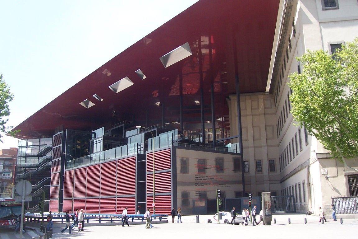 ampliacion museo reina sofia - Buscar con Google