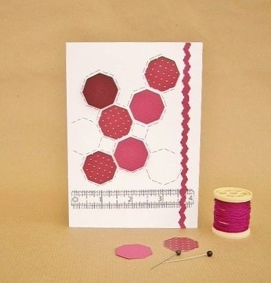 Patchwork Card £2.50