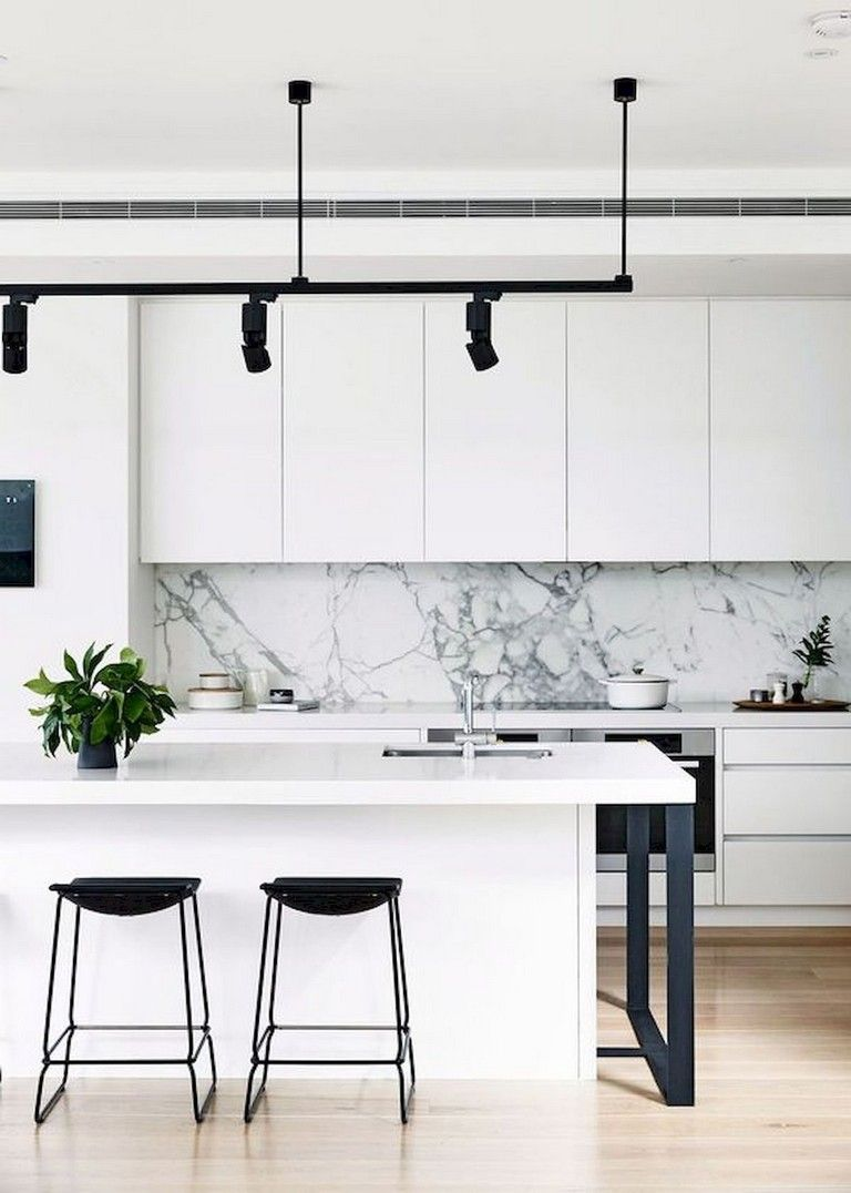 9+ Popular Color Schemes For Your Kitchen kitchendesign ...