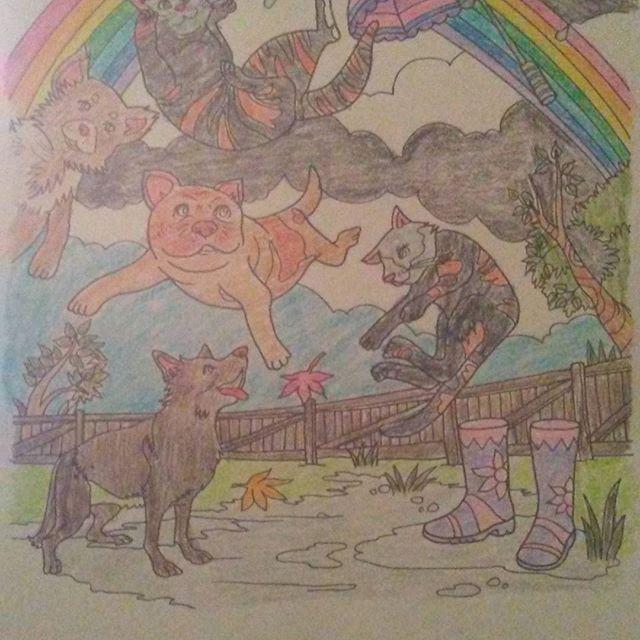 ColorIt Freebie Friday Colorist: Mary Richmond # ...