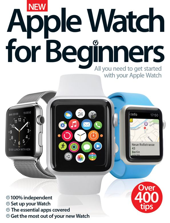 Apple Watch for Beginners