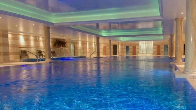 The Lion Quays Waterside Resort Oswestry Shropshire Spa Breaks Shropshire Oswestry