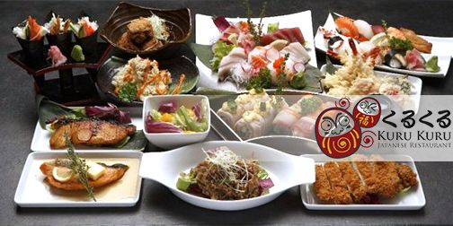 Kuru Kuru Japanese Special Only 25 Nett For A La Carte Lunch Buffet Http Www Coupark Com Singapore Deal 109671 Buffet Html With Images Lunch Buffet
