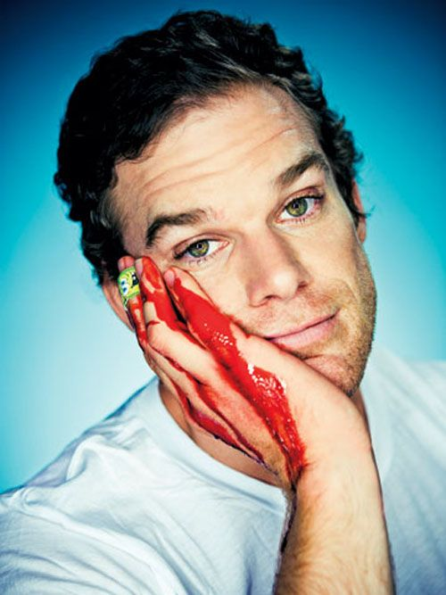 Michael C. Hall - Who wouldn't want to mend his wounds?