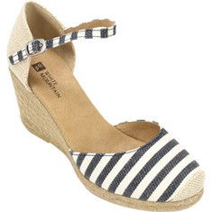 Take your summer look to new heights in these vacation ready wedges.