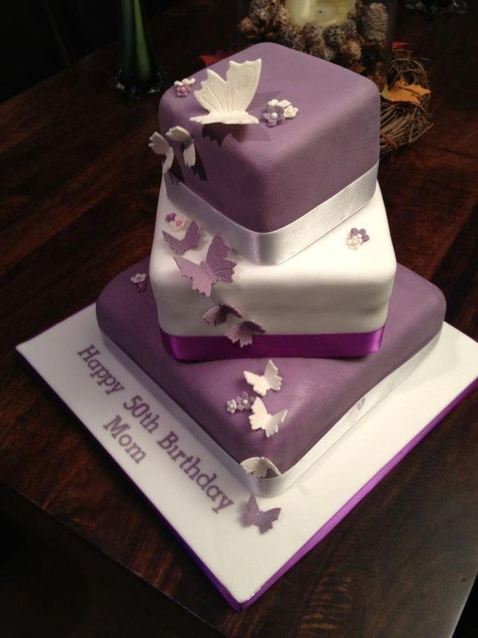 21st Birthday Cake Decorated Squareish Cakes Pinterest