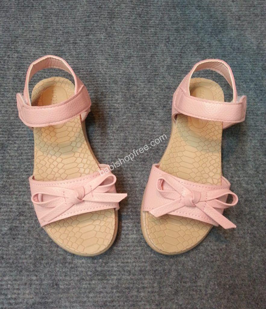 Sandal bé gái | Dép quai hậu nữ HN336- hàng rất bền