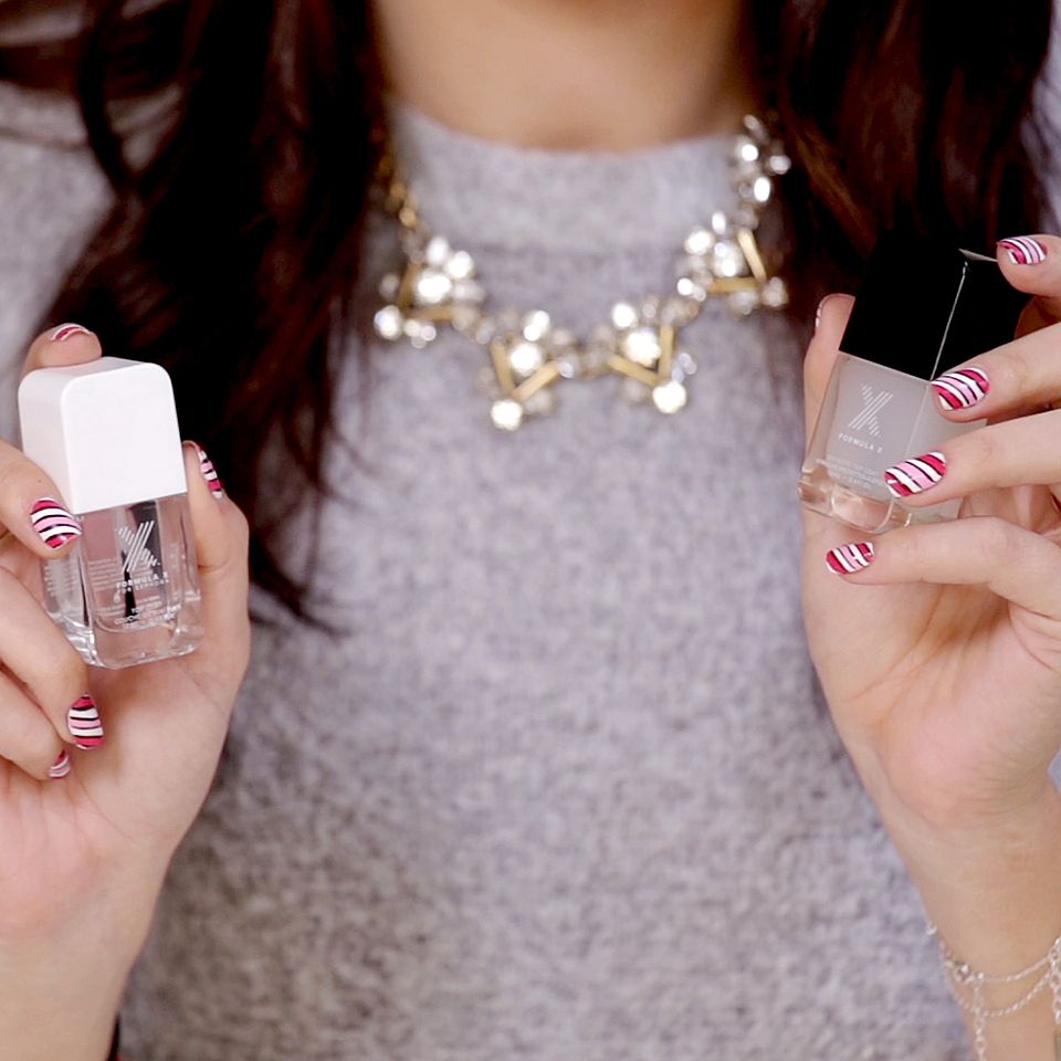 Inspired by our #GiftSephora packaging, @missladyfinger created an exclusive nail look! Watch: http://seph.me/1vSpi3X #Nails #tutorial #Beauty