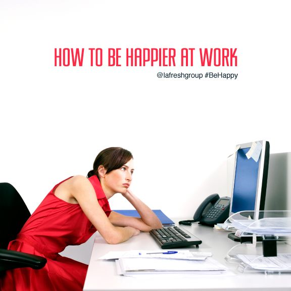 You're at the hump and may need some motivation. @refinery29 shares tips on how to be #happy at #work: http://r29.co/1Ac0o3R