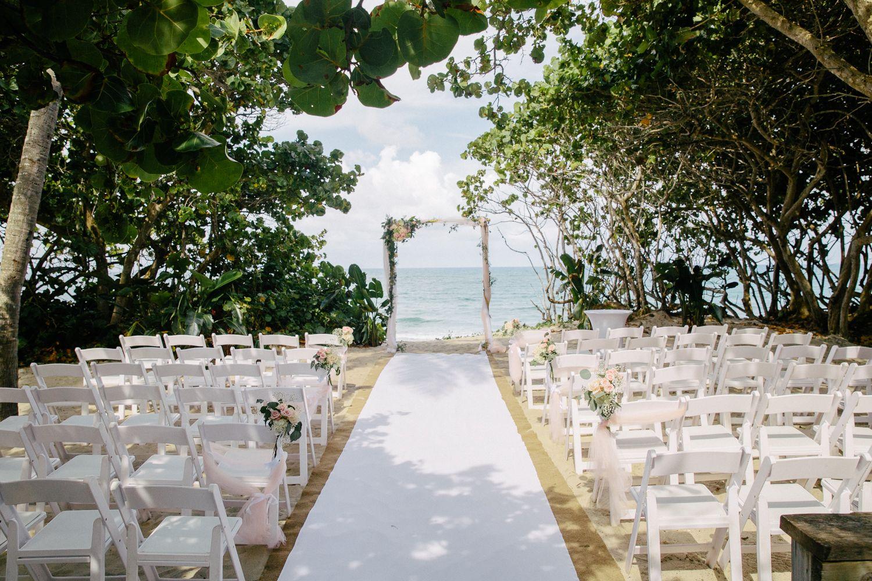 Beach Front Wedding Bamboo And Floral Archway Erika Delgado Photography Wedding Venues Beach Beach Wedding Locations Jupiter Beach Resort