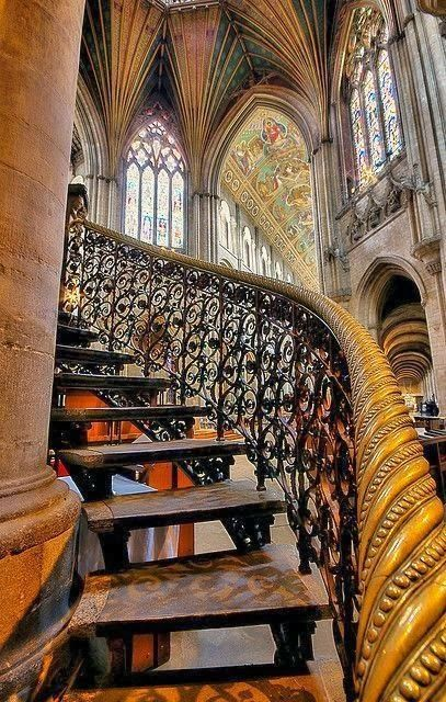 ╔╝ Ely Cathedral in Cambridge, ENGLAND ╚╗