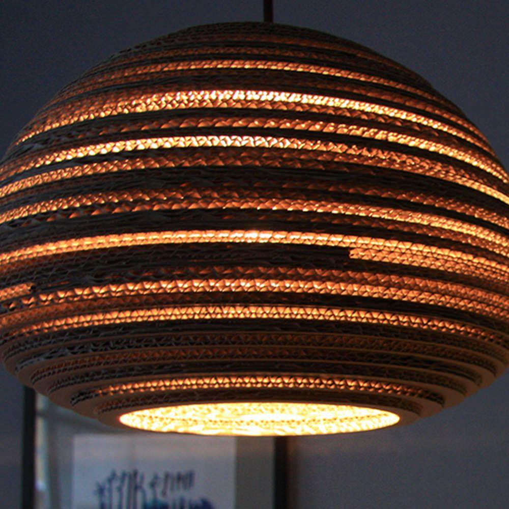 Lampenschirm aus Karton | :: Upcycling / Wiederverwerten ...