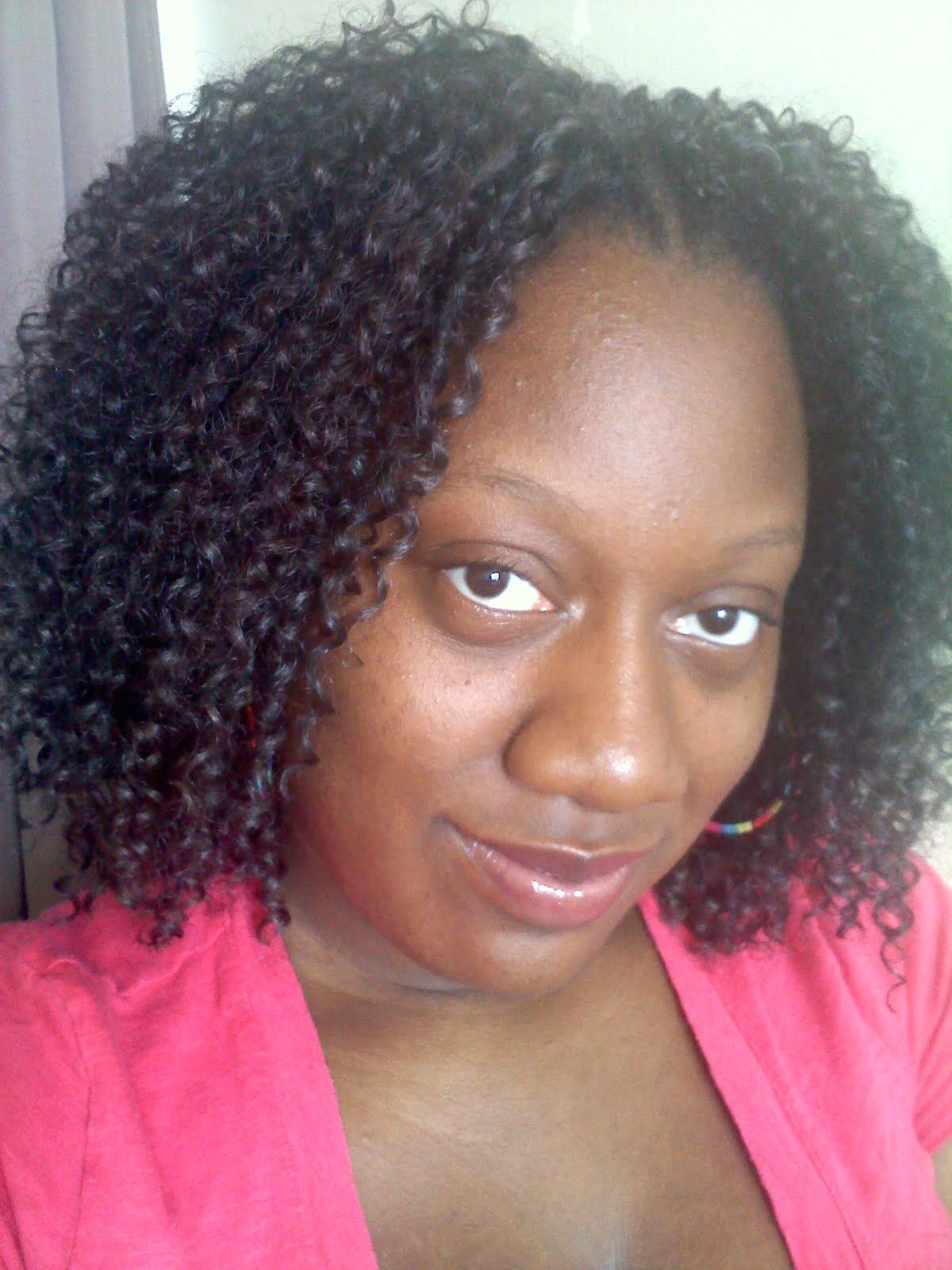 How To Style C On Natural Hair
