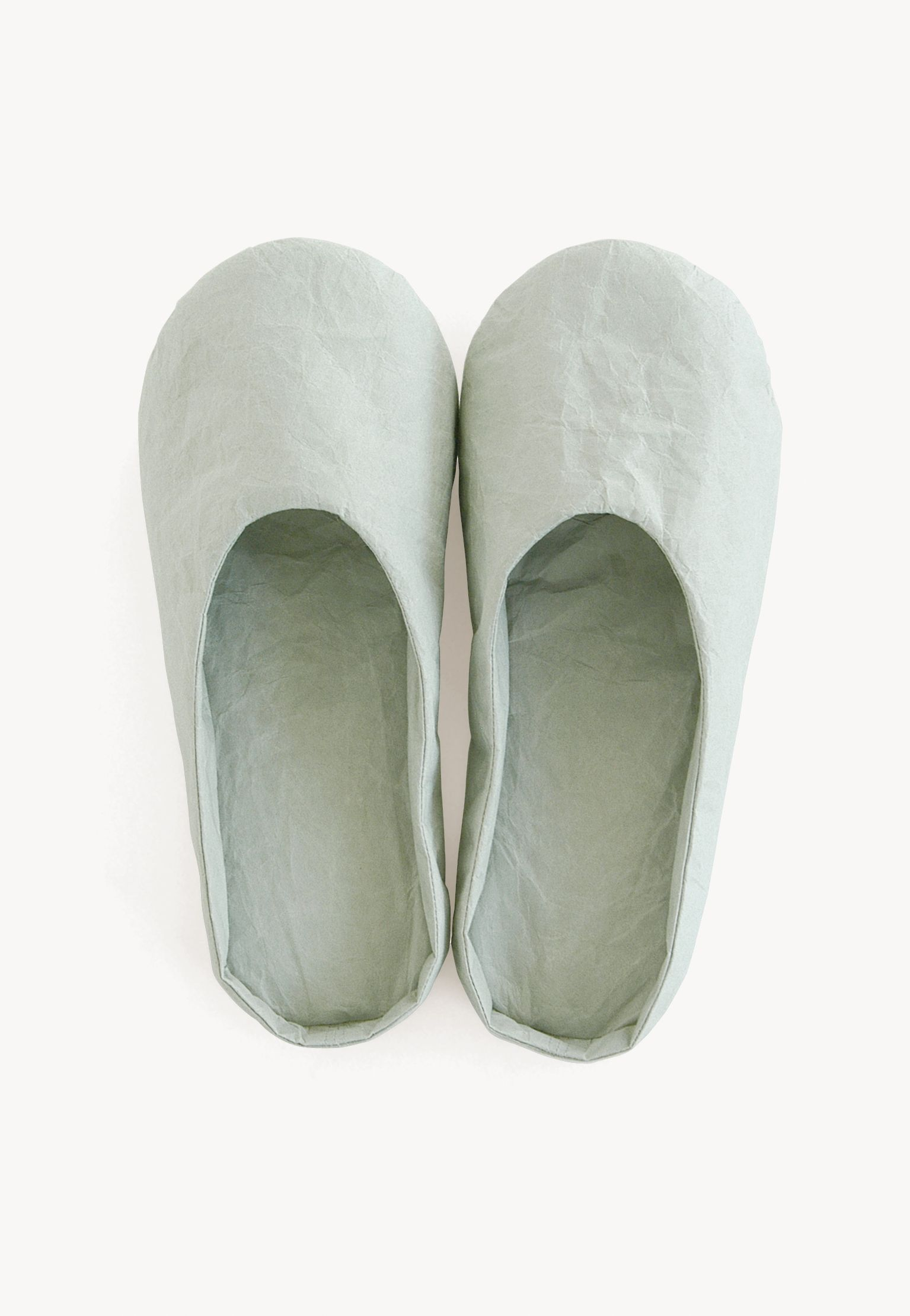 924281d30617 Paper slippers - yes