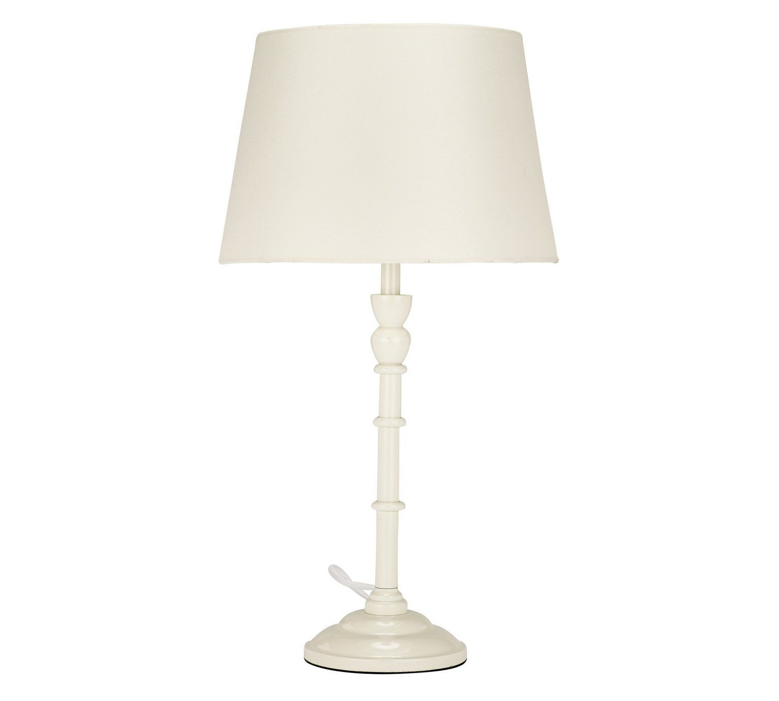 Buy HOME Thetford Stick Table Lamp - Putty at Argos.co.uk - Your ...