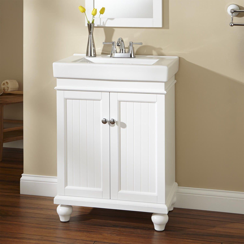 24 lander vanity white vanities bathroom vanities and bath