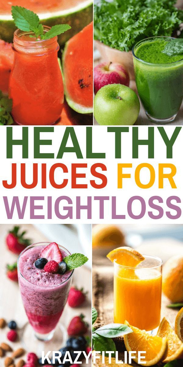 Healthy Juice Recipes: 20 Healthy Juices For Weight Loss